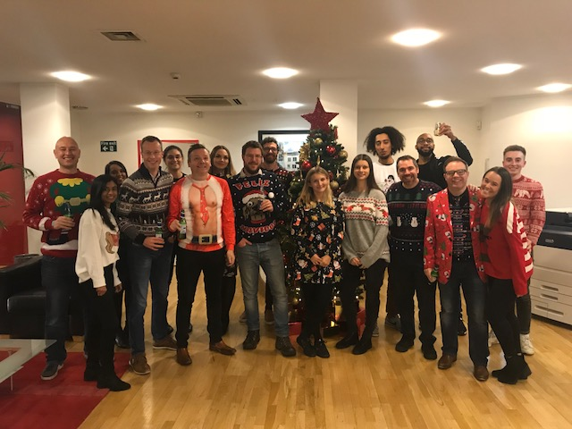 Christmas Jumper Day 2