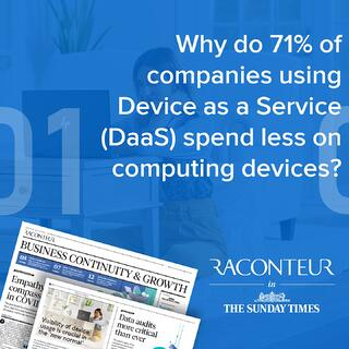 Why do 71% Spend Less on Computing Devices