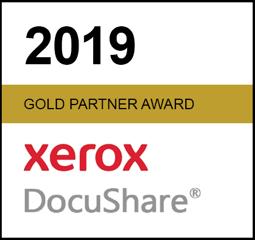 DocuShare Gold Partner