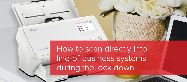 How to scan during the lockdown
