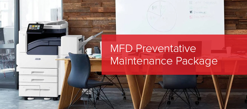 MFD Preventative Maintenance Package