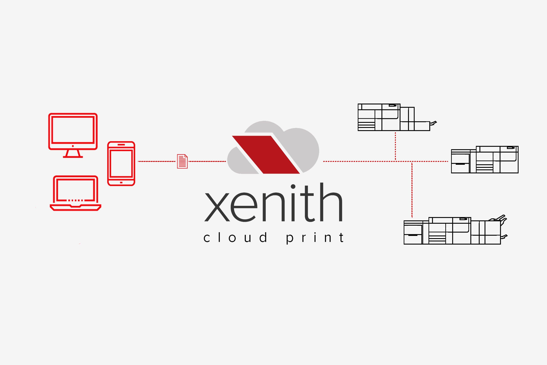 Xenith Cloud Print