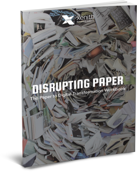 Disrupting Paper